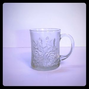 COFFEE TEA FROSTED MUG, by Pasaria Liva